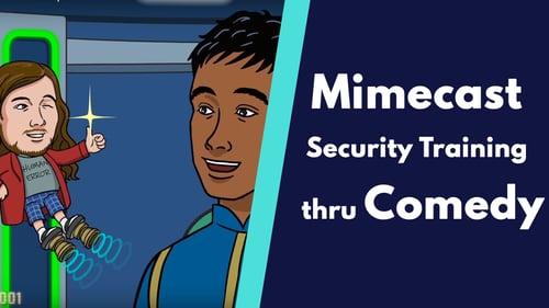 Mimecast Corporate Cartoon Animated Series
