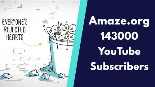 Amaze - Explainer Video Corporate Cartoon Series